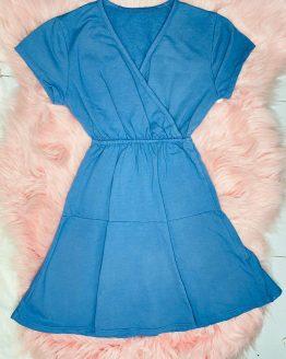 Vestido veraniego perfecto y frequito, muy bonito al verse puesto y perfecto para la princesa de la casa. puedes pedirlo en babydaiashop