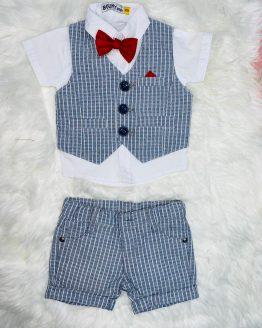 CONJUNTO elegante para bebes, perfecto para una boda o un bautizo, a un precio módico lo podrás pedir por babydaiashop